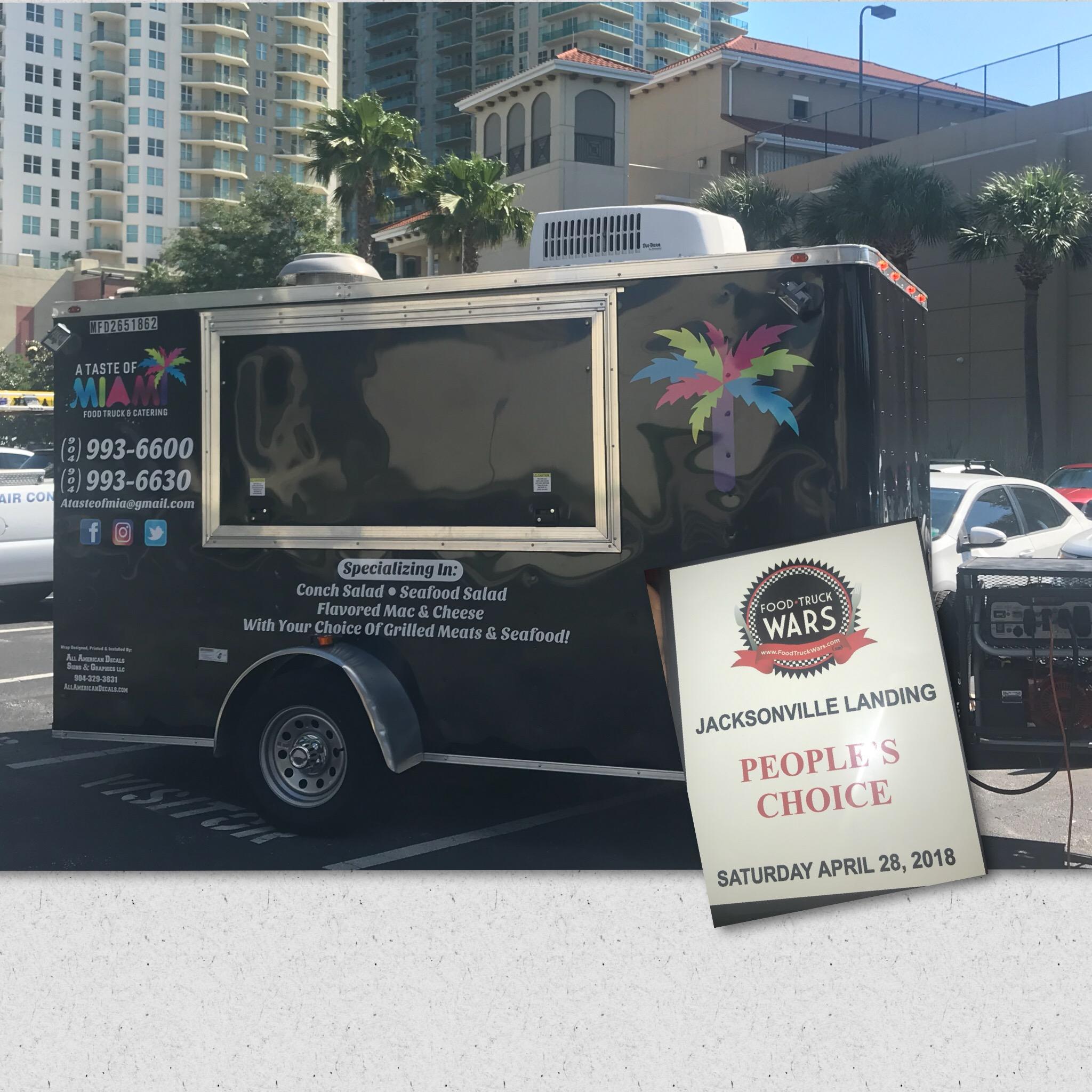 Jacksonville Food Truck Finder