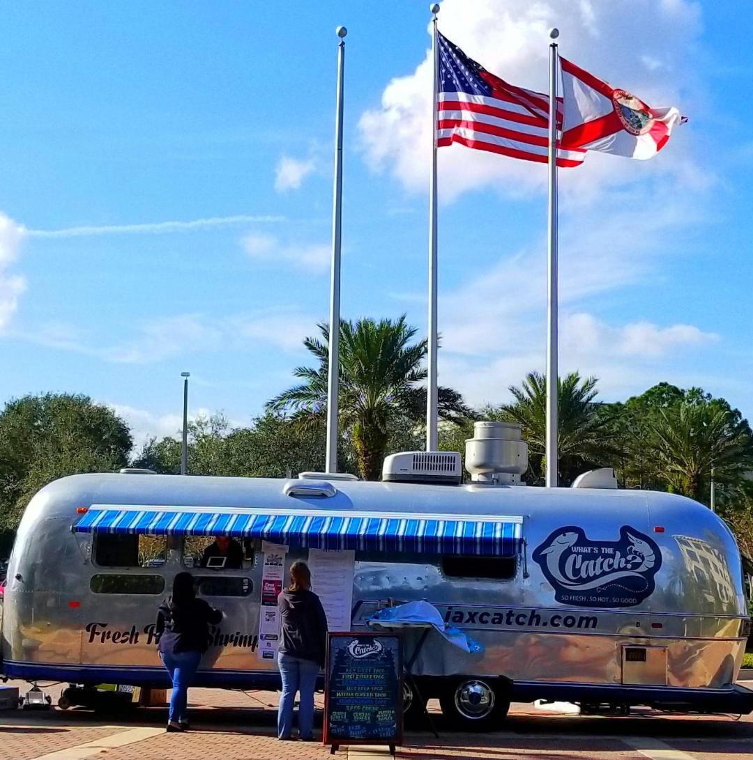 Jacksonville Food Truck Schedule