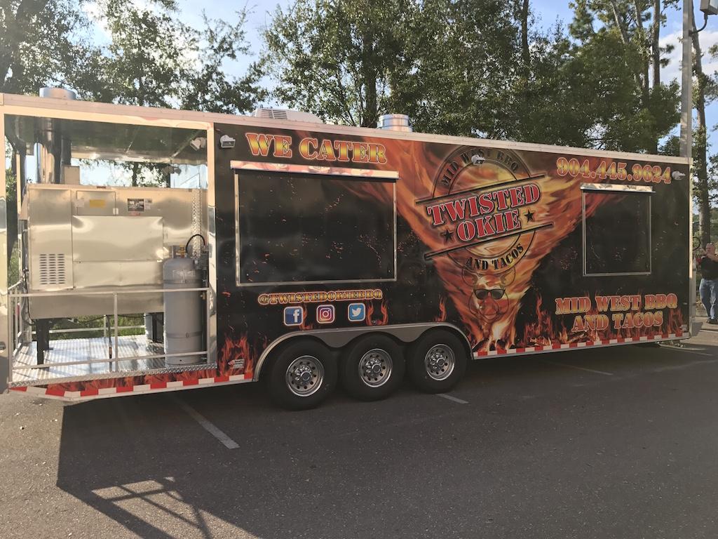 Treemendous Bbq Jacksonville Food Truck