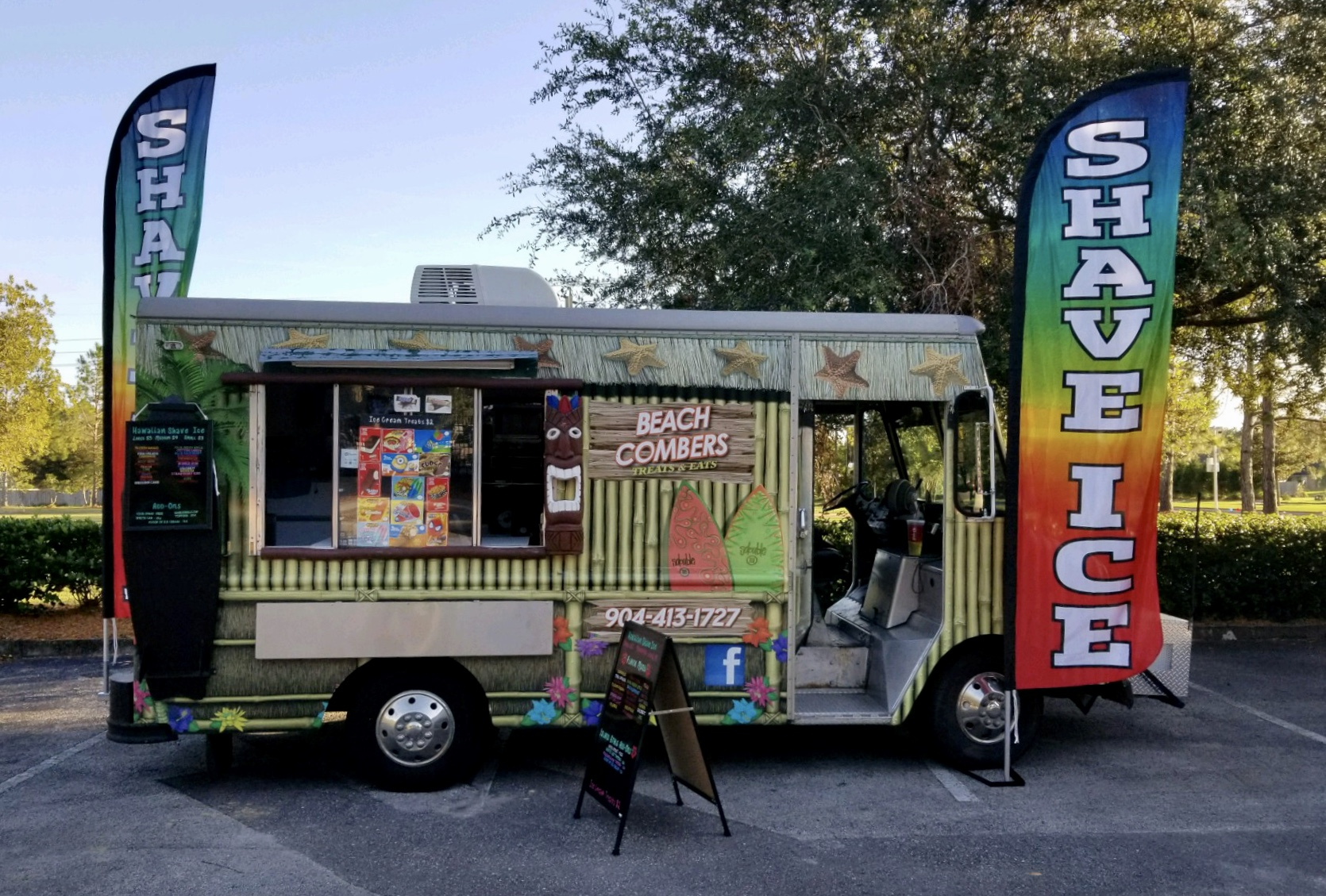 Shaved Ice Jacksonville Fl Book Your Next Shaved Ice Truck Today